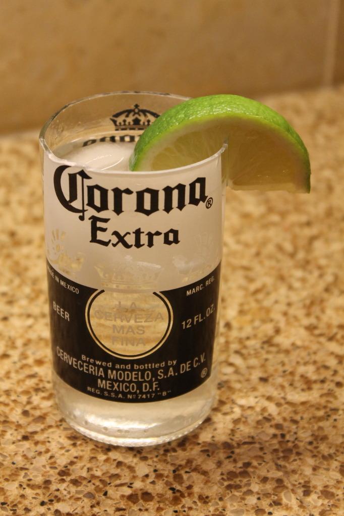 Как разрезать бутылку и сделать из бутылки стакан