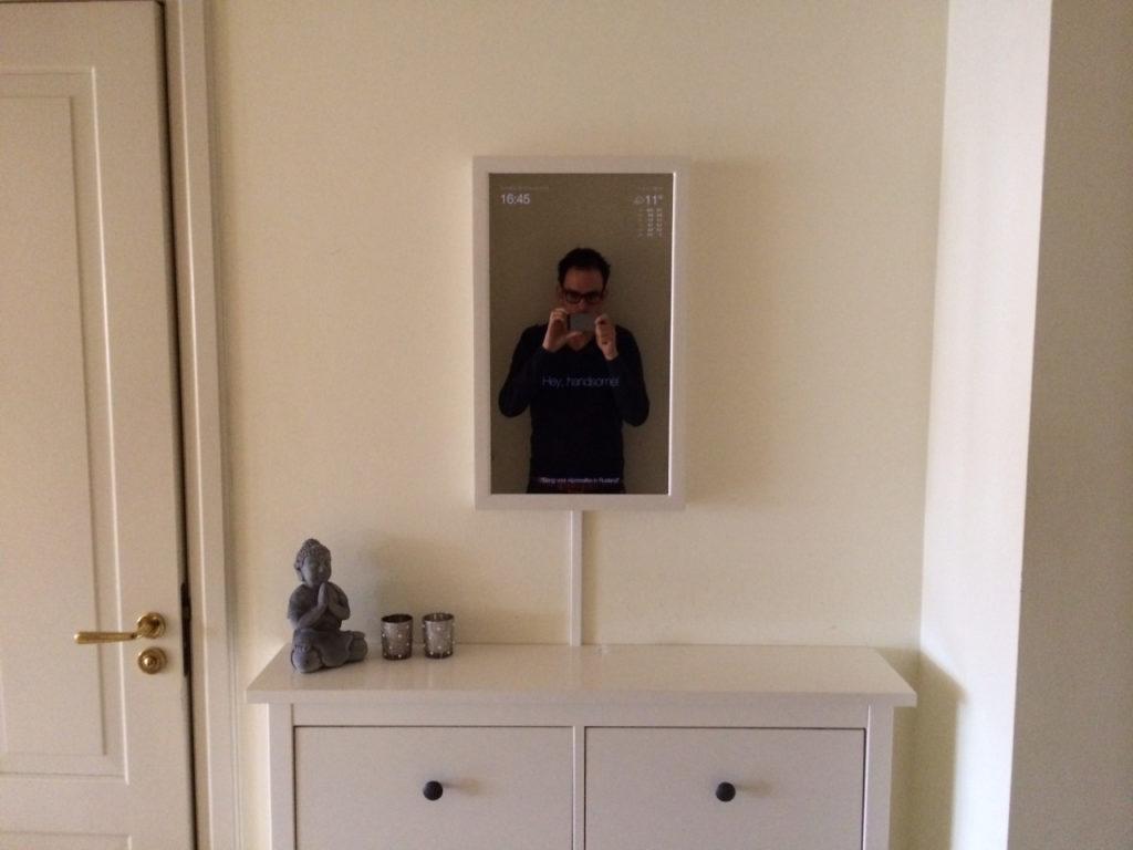 Волшебное зеркало (Magic Mirror) своими руками