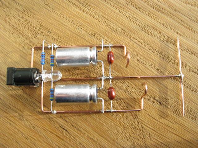 Усилитель для наушников своими руками с прозрачным корпусом