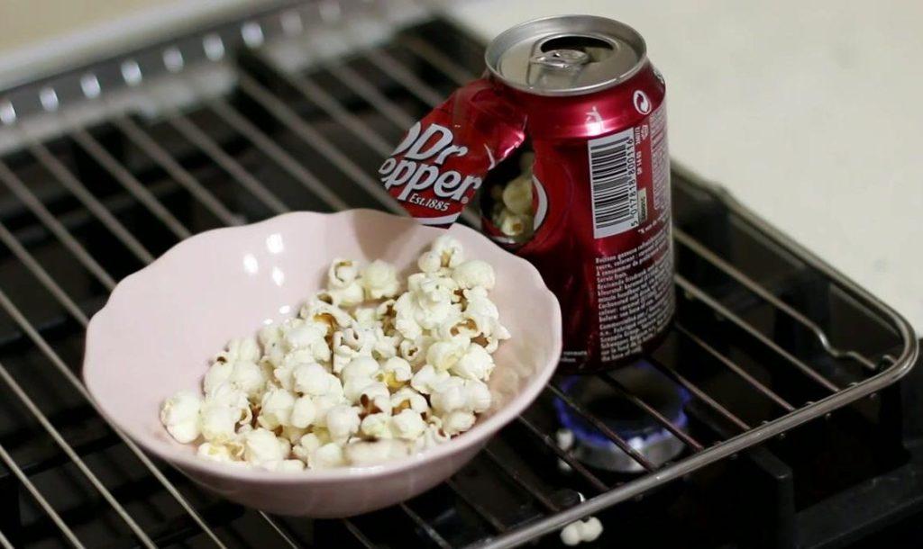Как сделать аппарат для попкорна своими руками