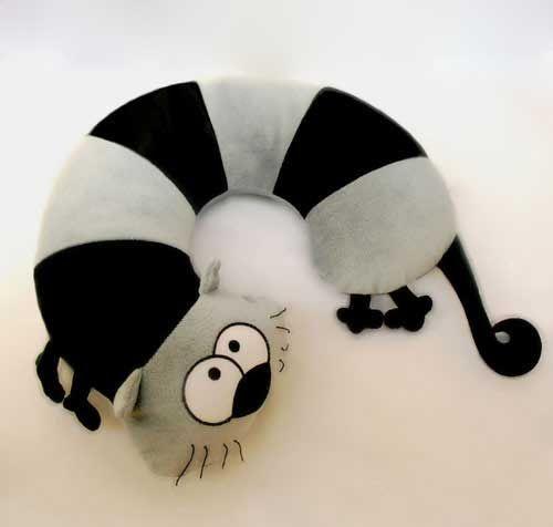 Подушка под шею – Кот