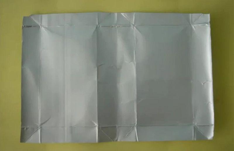 Самый простой бумеранг из картона своими руками