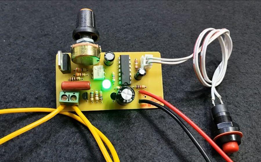 Переменный конденсатор своими руками фото 790