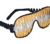 Трафарет для 3D ручки – очки