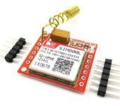 Управляем нагрузкой модулем SIM800L и Arduino