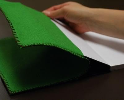 Обложка с совой из фетра для ежедневника своими руками