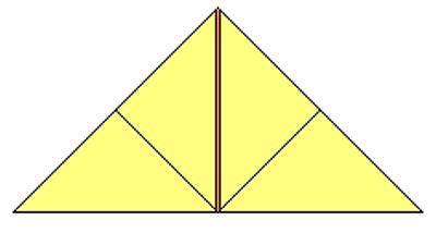 Оригами: кубик из бумаги