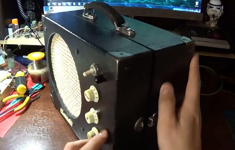 Ламповый гитарный комбик своими руками