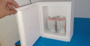 Мини-холодильник на элементе Пельтье (TEC1-12706) своими руками