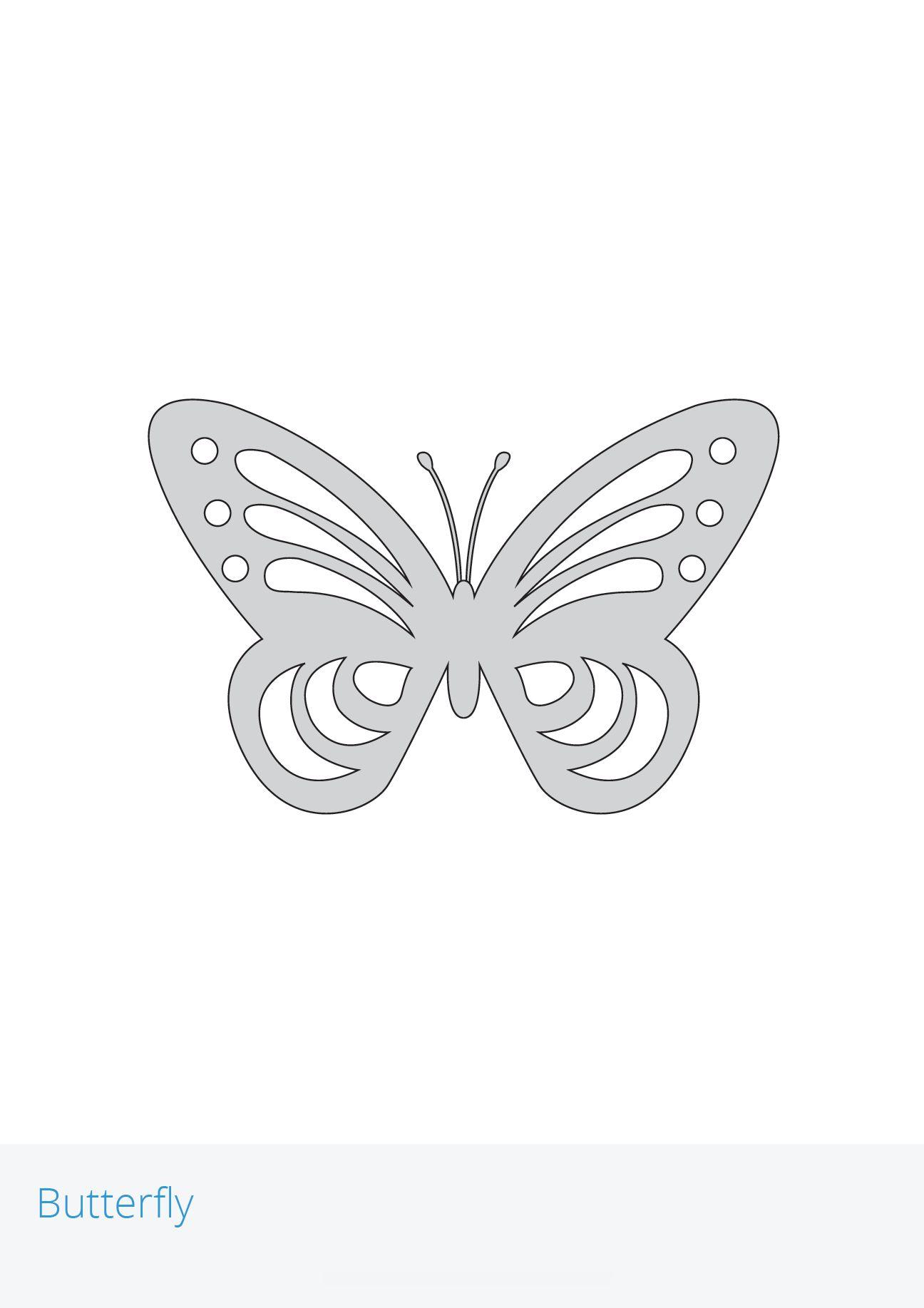 ROZETKA | Декоративные 3Д бабочки Лето (набор 3d наклеек). Цена ... | 1835x1296
