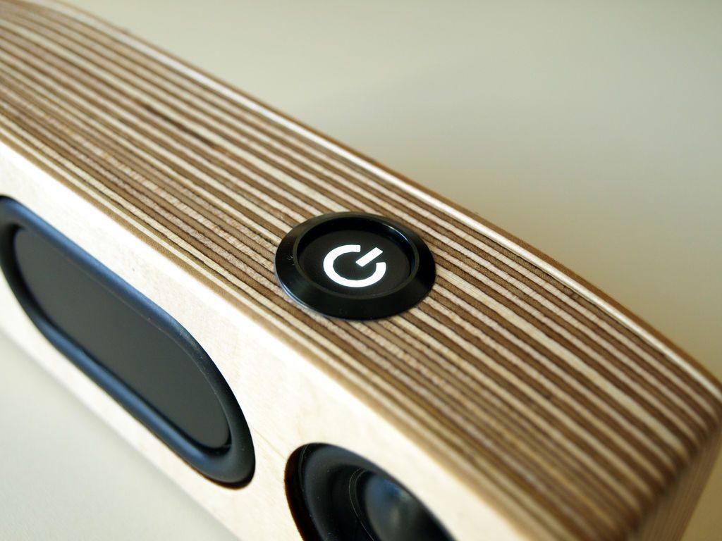 Простая портативная Bluetooth колонка из фанеры своими руками