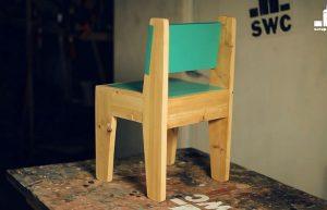 Детский стул своими руками