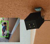 Умная охранная камера наблюдения на Raspberry Pi Zero