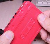 Аудиокассета — MP3 плеер своими руками