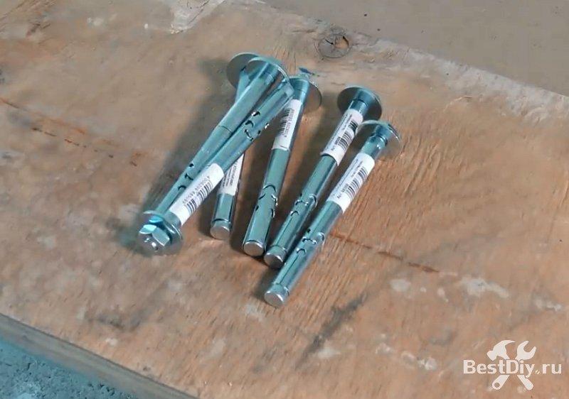 Универсальная быстрозажимная ручка-держатель для пилок из анкера