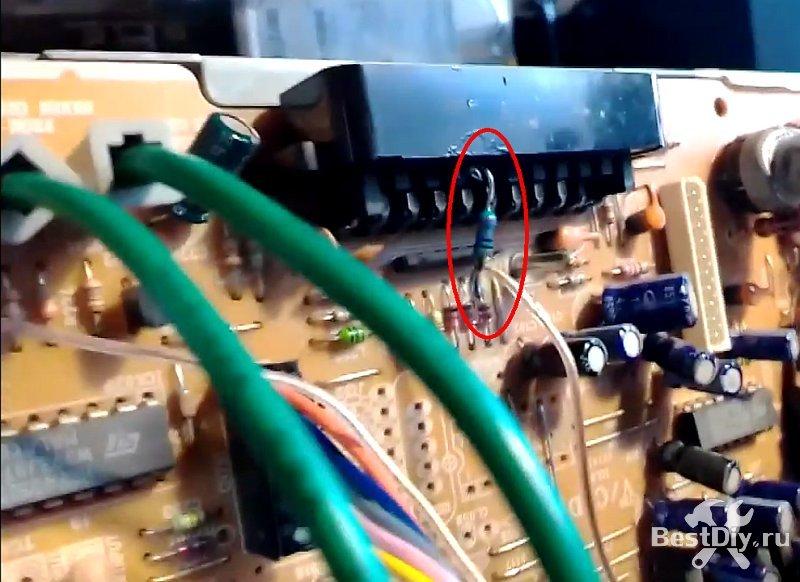 Как включить AV режим в телевизоре если нет пульта