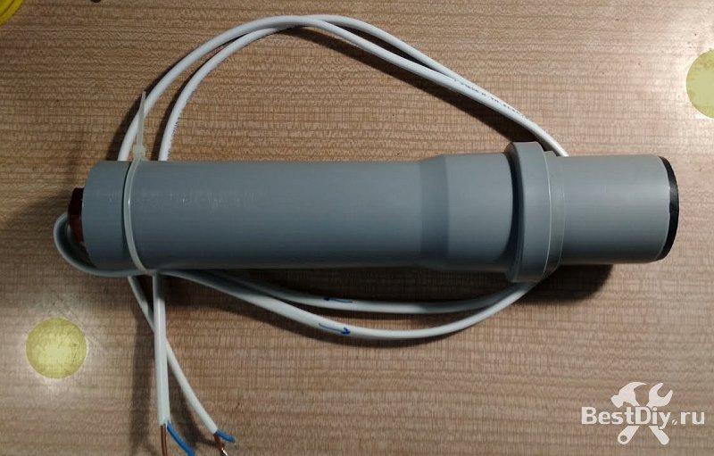 Датчик движения на HC-SR505, увеличиваем дальность обнаружения движения
