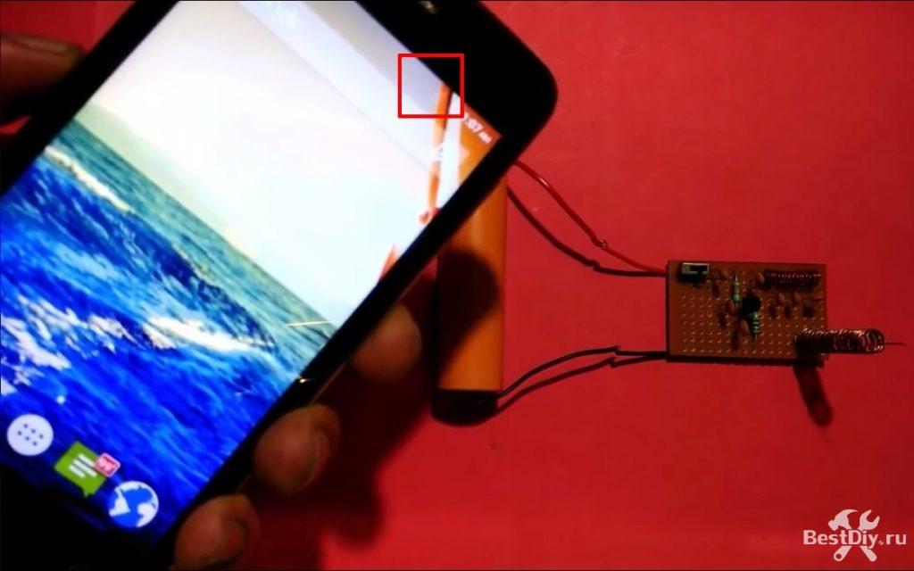 GSM глушилка, глушилка телефонов своими руками