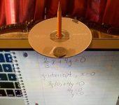 Как показать в веб-камеру ноутбука то, что пишете в тетради