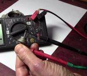 Простой способ как проверить тиристор мультиметром