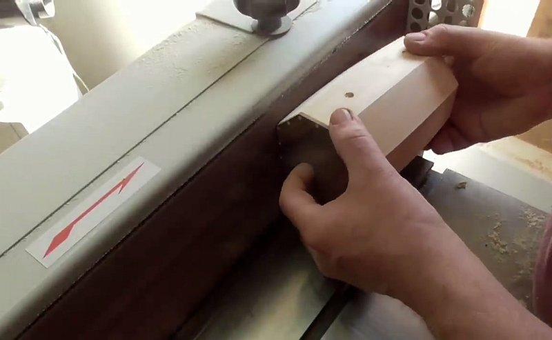 Гранённая пивная деревянная кружка своими руками