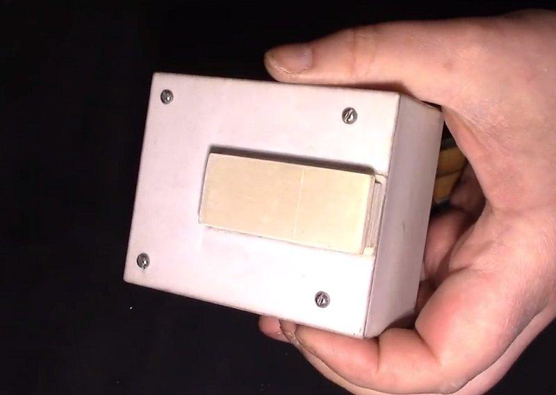 Самодельный корпус для электронного устройства, гетинакс своими руками