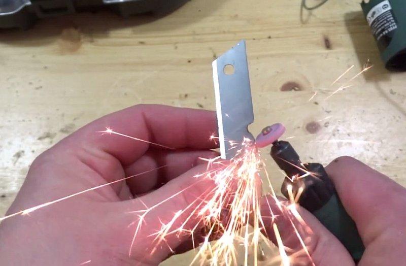 ШИМ регулятор оборотов на NE555 для дремеля, ремонт бормашинки