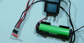 Зарядное устройство для Li-ion аккумуляторов на контроллере заряда HT3786D