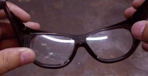Что сделать, чтобы защитные очки не запотевали