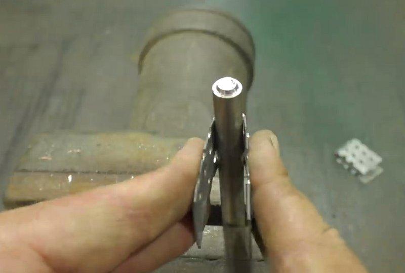 Зажигалка-пистолет для труднодоступных мест своими руками