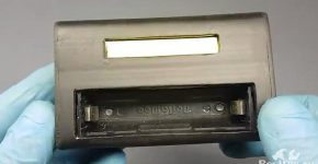 Светодиодный светильник для освещения рабочего места с сенсорной кнопкой